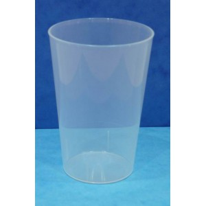 Gobelets durable 20/25 cl transparents